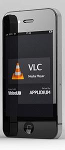 iPhone VLC Application VLC : le come back sur iOS ?