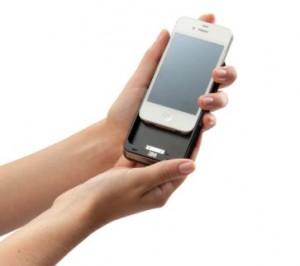 iphone projecteur 1 300x266 Accessoire : 3M transforme votre iPhone en projecteur (249€)