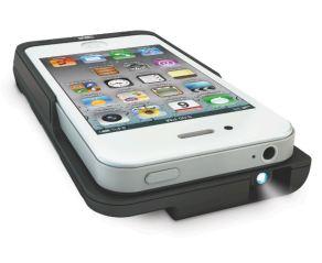 iphone projecteur Accessoire : 3M transforme votre iPhone en projecteur (249€)