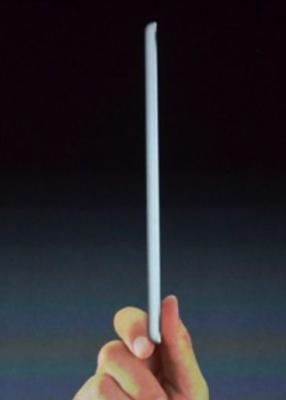 rumeur iPad mini plus fin Les rumeurs de la semaine: iPhone 5S, iPad mini 2, iPad 5...