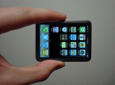 rumeur iPhone mini Les rumeurs de la semaine: Plans, iPhone mini...