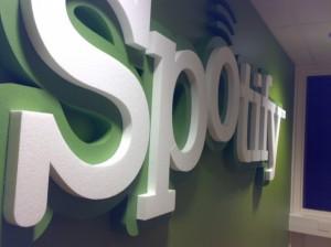 spotify 1 300x224 Spotify (gratuit) : Fini le téléchargement de musique