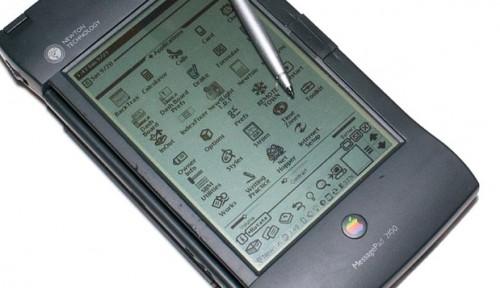 10 Apple Newton PDA 500x288 Apple ne veut plus de la marque Newton
