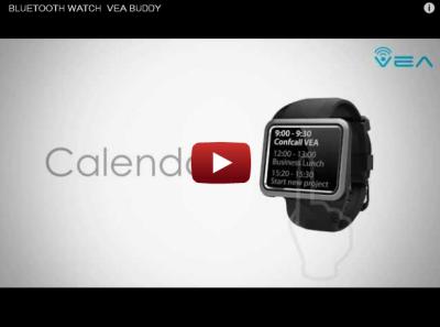 Buddy vidéo Buddy : La montre connectée française! (113€)