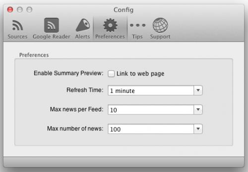 Capture d'écran 2013 02 19 à 19.23.55 500x346 App4Mac: Avec Fresh Feed Pro, ne loupez plus aucune news (1,79€)