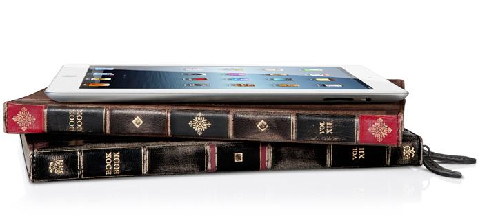 CcrsBookBookiPadVol2 021 Concours : 1 étui Bookbook Vol. 2 pour iPad 3 (59€) à gagner
