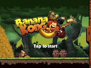 Copie décran 14 300x225 Test de Banana Kong : Chopez les bananes (0,89€)