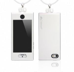 Etui Colorlink lanière 300x291 Accessoire : de nouveaux produits sur App4Shop (bumper, étui, protection en verre trempé)
