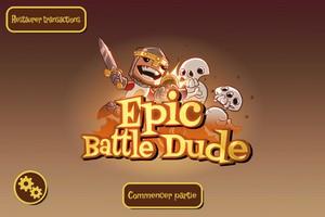 IMG 0003 Lapplication gratuite du Jour : Epic Battle Dude