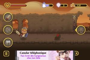 IMG 0015 Lapplication gratuite du Jour : Epic Battle Dude