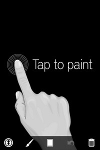 IMG 0064 Lapplication gratuite du Jour : Fingerpaint Magic