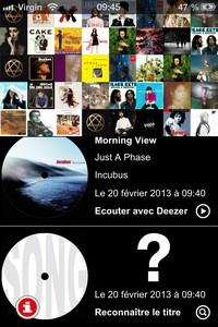 IMG 0182 Lapplication gratuite du Jour : Stream That Song