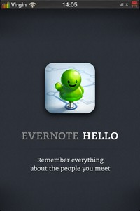 IMG 2820 Lapplication gratuite du Jour : Evernote Hello
