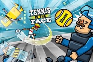 IMG 2837 Tennis In The Face : exercez vos services dune drôle de manière...(1,79€)