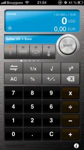 IMG 3405 169x300 Test de ConvertMe :  calculatrice et convertisseur intelligent (1,79€)