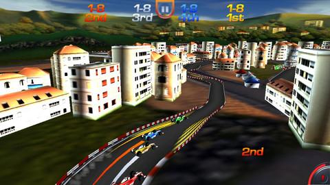 SlotZ Racer 2 HD 3 petits nouveaux au rayon jeu de lApp Store pour cette semaine