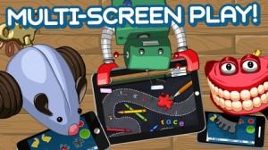 Test ClockWork Racer 1 300x168 Lapplication gratuite du jour: ClockWork Racers