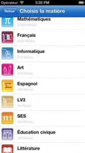 Test NosDevoirs 11 168x300 Lapplication gratuite du jour: NosDevoirs.fr