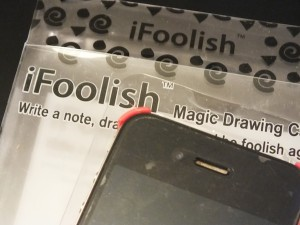 iFoolish4 300x225 Concours : 1 coque iFoolish à gagner (24€) pour iPhone 4