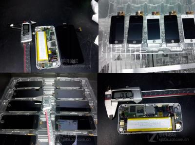 rumeur iPhone 5S photos Les rumeurs de la semaine: Keynote iTV, iWatch, iPhone 5S...