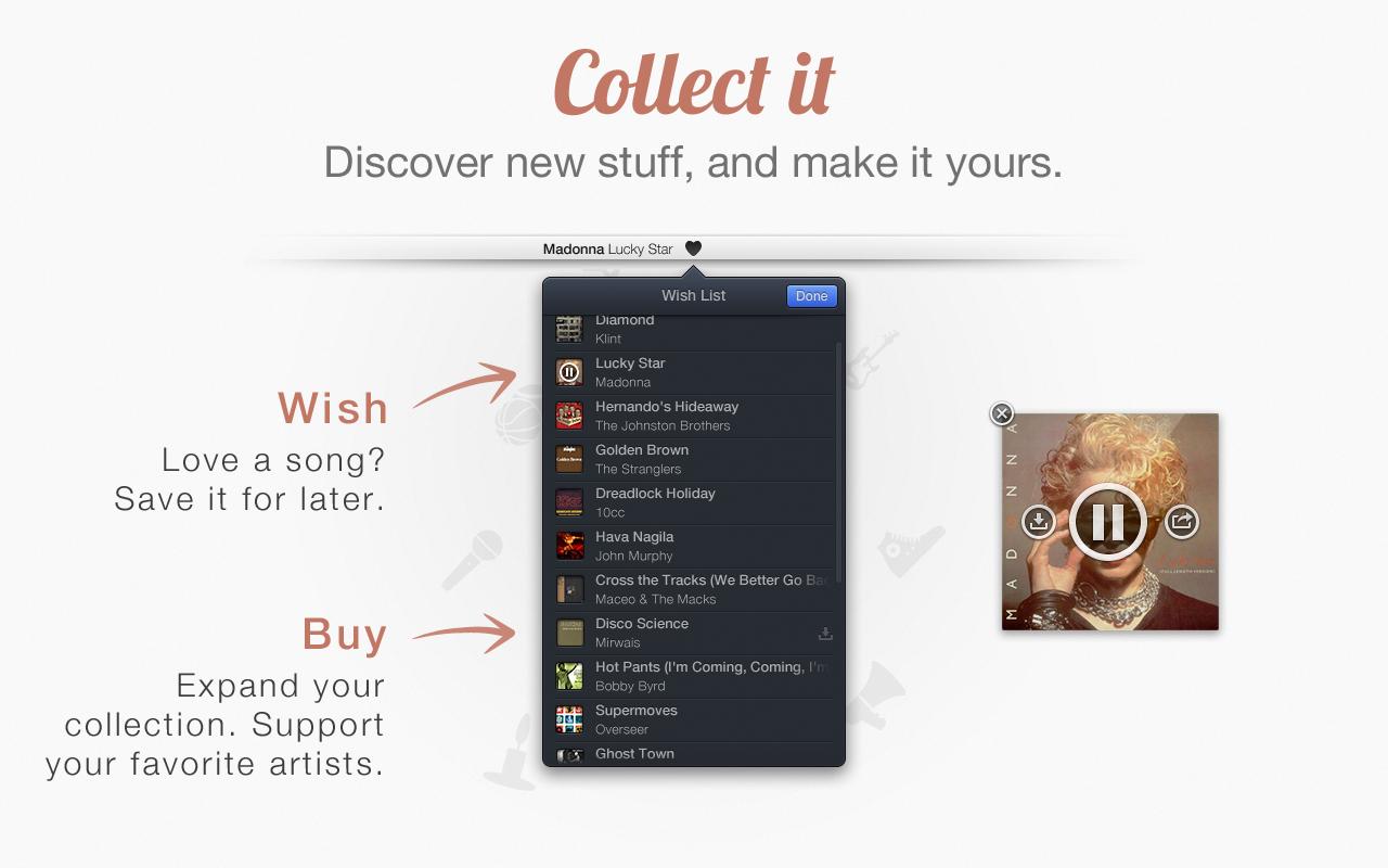 3 Collect App4Mac: Radium 3, toutes les radios web sur votre Mac (8,99€)