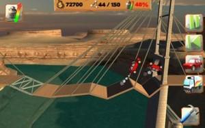 Bridge Constructor Playground resultat 300x187 App4Deals : 4 applis et jeux de qualité en promo aujourd'hui !