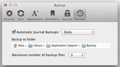 Capture d'écran 2013 03 26 à 16.33.23 App4Mac: Day One, le plus beau journal pour votre Mac (8,99€)