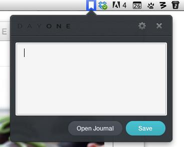 Capture d'écran 2013 03 26 à 16.34.37 App4Mac: Day One, le plus beau journal pour votre Mac (8,99€)