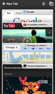 Chrome iOS 175x300 Google Chrome (gratuit) se met à jour : historique, partage par message...