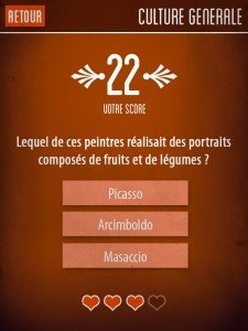 Copie décran 13 225x300 Test de MEMO Quiz Culture Générale (0,89€) : Aurez vous les compétences ?