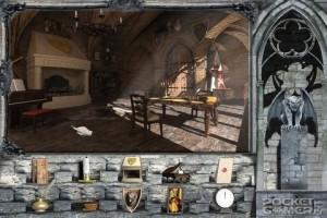 Copie décran 4 300x200 Test de Draculas Castle Full (0,89€): Entrez dans la demeure du seigneur des vampires