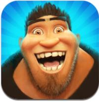 Croods icon The Croods, le nouveau jeu de Rovio disponible gratuitement sur lApp Store