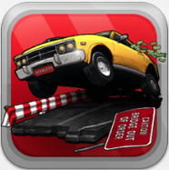 Gateway logo Test de Reckless Getaway (0,89€): action et courses poursuites