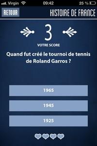 IMG 0279 Concours : 10 codes à gagner de Quiz Histoire de France : (0,89€)