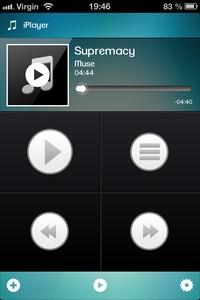 IMG 0459 iPlayer : Une alternative au lecteur iPod trop limitée ... (0,89€)