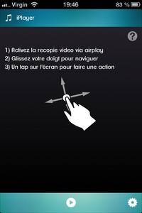 IMG 0460 iPlayer : Une alternative au lecteur iPod trop limitée ... (0,89€)