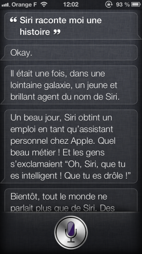 Insolite Siri 281x500 Humour : Siri vous conte une histoire
