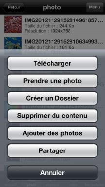 Le cloud orange 2 Lapplication gratuite du jour : Le Cloud dOrange, 50Go ou 100Go de stockage gratuit