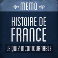 Quiz Histoire de France Concours : 10 codes à gagner de Quiz Histoire de France : (0,89€)