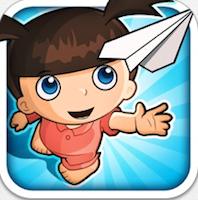Sans titre 71 Test de Flight! (0,89€) : survolez le monde avec un avion de papier !