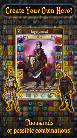 Test Book of Heroes 3 Lapplication gratuite du jour: Book of Heroes