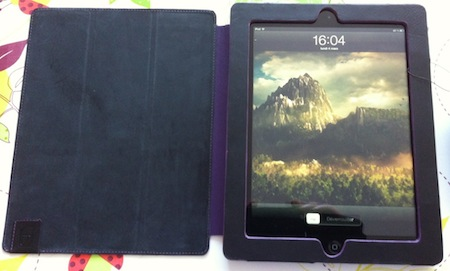 Test Etui iPad Delsey 004 Concours : 1 étui Delsey pour iPad 2/3/4e génération (130€)