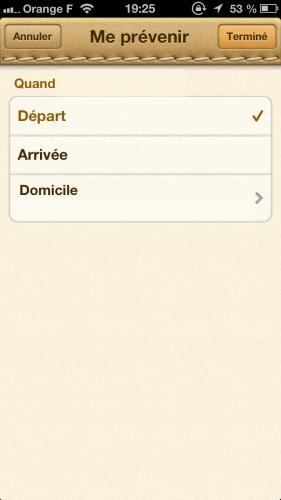 astuce localiser mes amis4 281x500 Astuce iOS : être prévenu de larrivée ou dun départ de vos amis