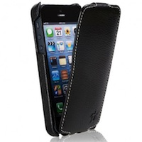 issentiel thumb Accessoire : housse Issentiel cuir prestige (49,95€) pour iPhone 5