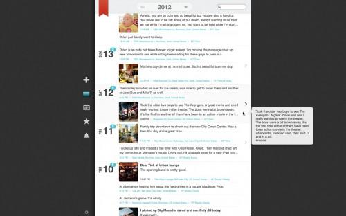 mac 1 7 days 500x312 App4Mac: Day One, le plus beau journal pour votre Mac (8,99€)