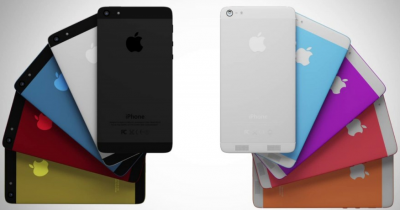 rumeur iPhone 6 couleur e1362959444403 Les rumeurs de la semaine: iWatch, iPhone 6, Streaming, iTunes...