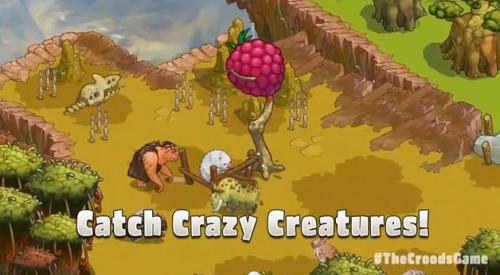 the croods rovio 500x275 The Croods, le nouveau jeu de Rovio disponible gratuitement sur lApp Store