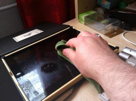 Ccrs AppleJuce 007 Accessoire : Apple Juce (12,99$), un kit pour nettoyer les écrans de nos iDevices