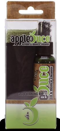 Ccrs AppleJuce 011 Accessoire : Apple Juce (12,99$), un kit pour nettoyer les écrans de nos iDevices