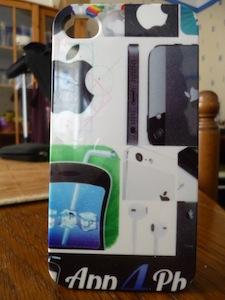 Coque App4Phone 1 Concours : 1 coque pour iPhone 4/4S (24,90€) par Pixagram Shop à gagner